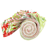 Fabric Editions Holiday Winter Woodland Strip 20 Pcs