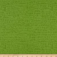 Andover Color Theory Field Notes Green
