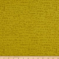 Andover Color Theory Field Notes Mustard