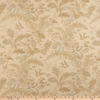 Andover Evergreen Toile Husk