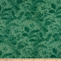 Andover Evergreen Toile Wintermint