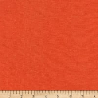 Kaufman Brussels Washer Linen Blend Poppy