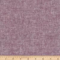 Kaufman Brussels Washer Linen Blend Yarn Dye Heliotrope