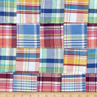 Kaufman Nantucket Patchwork 3 Summer