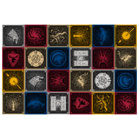 HBO Game Of Thrones House Sigils Multi