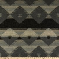 Telio Woodlands Coating Aztec Charcoal Black