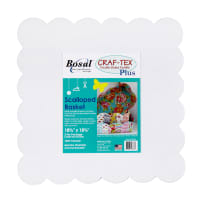 Bosal Craf-tex Plus Double-Sided Fusible Interfacing for Poorhouse Quilts