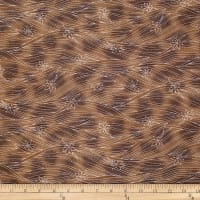 Trans-Pacific Textiles Asian Blender Momiji Leaf Brown