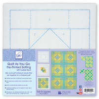 June Tailor Quilt As You Go Fair & Square Quilt Pattern