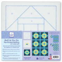 June Tailor Quilt As You Go Hopscotch Quilt Pattern