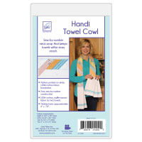 June Tailor Quilt As You Go Handi Towel Cowl