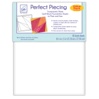 June Tailor Perfect Piecing - 50-sheet Value Pack