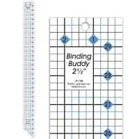 "June Tailor Binding Buddy 2 1/2"" Ruler"