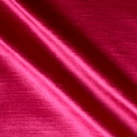 Elegance Cotton Blend Velvet Dragon Fruit