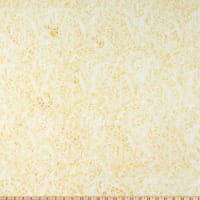 Anthology Batik Mrs. Daniels Feathered Yellow