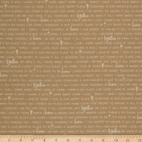 Maywood Studio Make Yourself At Home Home Phrases Taupe