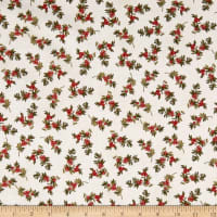 Maywood Studio A Fruitful Life Berry Branches Cream