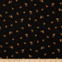 Maywood Studio A Fruitful Life Tiny Daisies Black