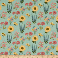 Poppie Cotton Prairie Sisters Milly Mint
