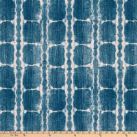 EZ Fabric Minky Mudcloth  Nala Denim