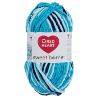 Red Heart Sweet Home Moody Blues