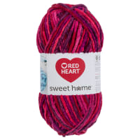 Red Heart Sweet Home Berry Bliss