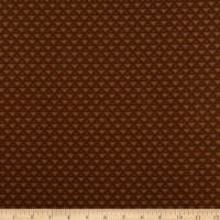 Henry Glass Irish Blessing Half Square Triangles Brown
