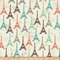 Eifel Spring Cream/Multi
