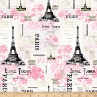 Paris Pink Cream/Pink