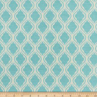 Duralee 15419 Indoor/Outdoor Jacquard 439 Pool
