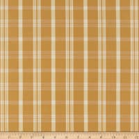 Duralee 6011 Sutton Plaid Silk Blend 10 Toffee