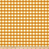 Flower Market Gingham Gold