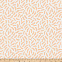 Paintbrush Studios Garden Glory Sweet Pickles Peach/White