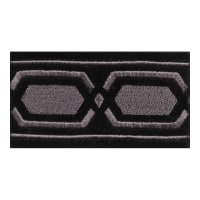 Europatex Trim Roamn Key Black