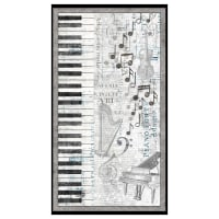 "Wilmington Interlude Large 24"" Panel Multi"
