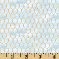 Wilmington Harbor Lights Rope Light Blue/Golden Brown