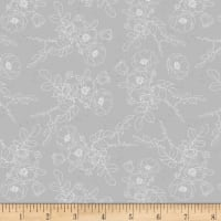 Wilmington Painting Paris Toile Grey