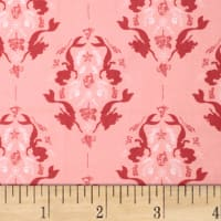 The Little Mermaid Damask Coral