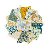 Camelot Neuchatel Fat Quarter Bundle 13 Pcs