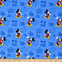 Disney Mickey Mouse  Oh Boy! Treasure Hunt Blue