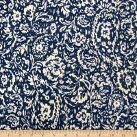 Camelot By The Sea Paisley Navy