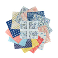 "Camelot By The Sea 10"" Squares 42 Pcs"
