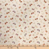 Camelot Autumn Impressions Butterfly Beige