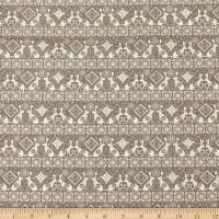Home on the Prairie Hares Dark Taupe