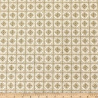Home on the Prairie Tiled Olive