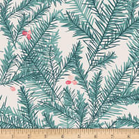 Art Gallery Merry & Bright Collective Be Merry Teal