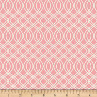 Art Gallery Bloomsbury Knotted Trellis Parfait Pink