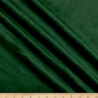 Solid Minky Forest Green
