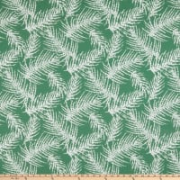 Martha Stewart Bedford Fern Eco Canvas Green