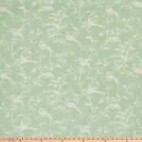 Martha Stewart Skylands Toile Cotton Leenane Green